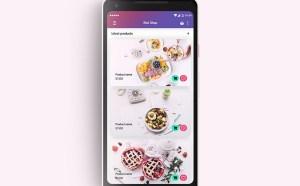 Mobile Shop List UI Template