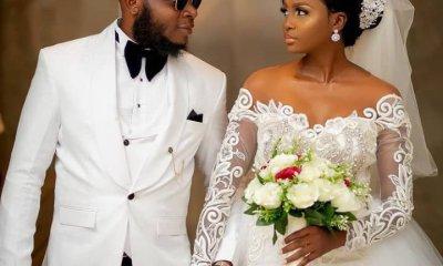 Bride denied her groom a kiss