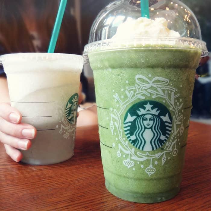 Starbucks Buy 1 FREE 1 Promotion