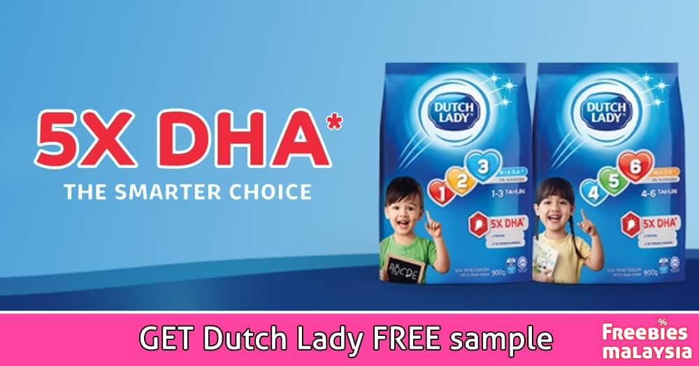 Dutch Lady FREE sample