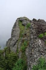 Image of Tihu an 1799 meters height mountain peak