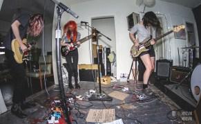 Laena Geronimo, Shannon Lay, Amy Allen
