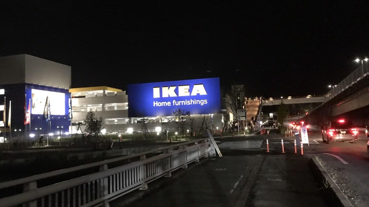 IKEA長久手のアクセスや混雑状況は?
