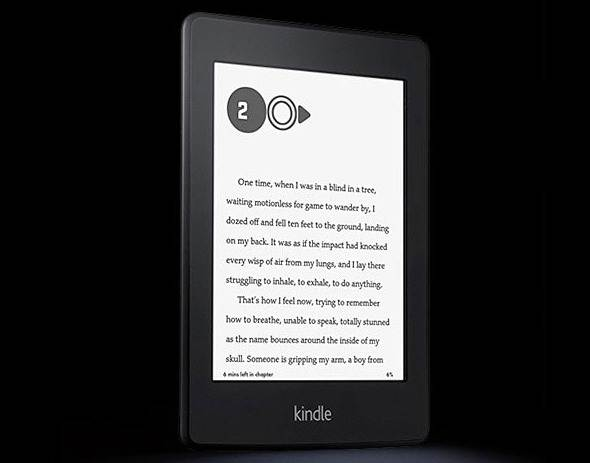 New high-rez E-ink Kindle coming in early 2014: Rumor