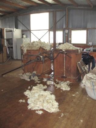 12.2 Farmwork_wool press (1)