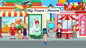 Read more about the article My Town : Stores
