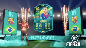 Read more about the article FIFA 20: SBC Arthur Solution
