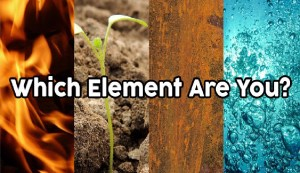 Which natural element are you? quiz