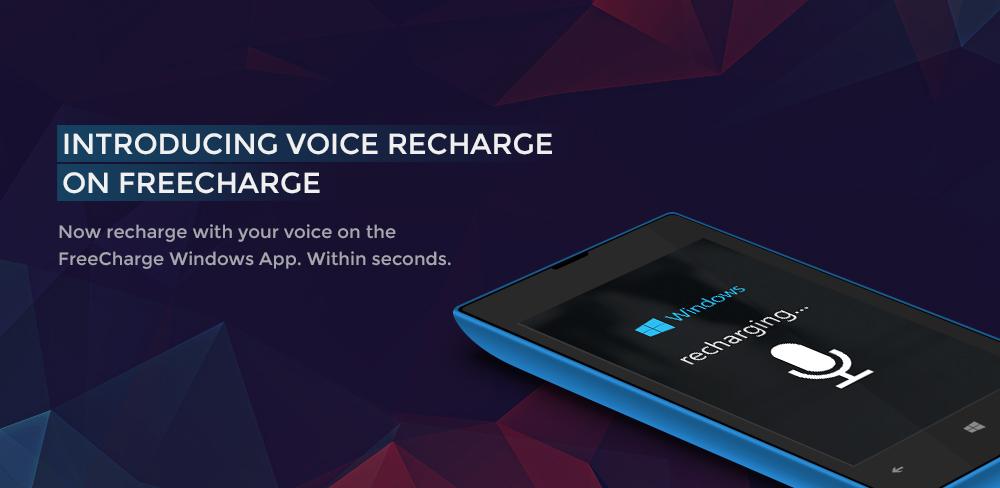 FreeCharge Windows App