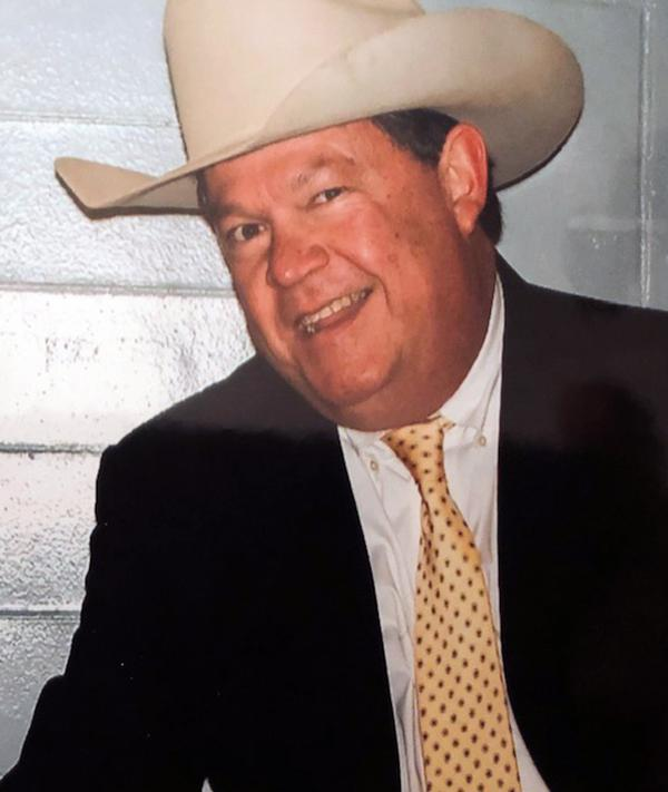 Former South Texas ranch owner Larry Hancock's oldest daughter, as his conservator, is suing the San Antonio law firm Langley & Banack for legal malpractice and fraud in connection transactions involving a 12,572-acre ranch in Val Verde and Kinney counties. He allegedly signed documents relating to the ranch when he had dementia, the daughter alleges. Courtesy /San Antonio Express-News
