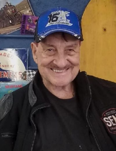 Charlie Thrash, taken at his shop in San Antonio, Texas, prior to his removal by court-order and his forced isolation from his chosen family & friends, on March 6, 2019.