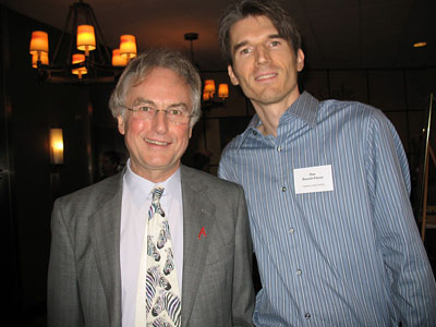 Me and Richard Dawkins