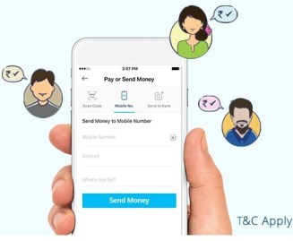 Paytm Send Money Offer- Send Money 20 Times and Get Rs 20 Cashback Daily
