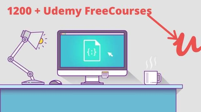 Udemy course for free