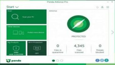 Panda Free Antivirus 2019 Crack with Keygen for Win + Mac [Latest]