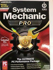 System Mechanic Pro 18.5.1.208 Crack + Activation Key 2019 Torrent