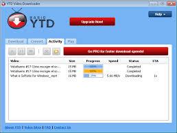 YTD Video Downloader Pro 5 9 7 Crack + Serial Key 2019 Download