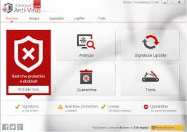 Ashampoo Anti-Virus 3 2 Crack + License & Serial Keygen [Download]