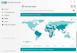ESET Internet Security 12.2.23 Crack