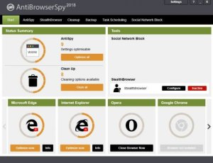 AntiBrowserSpy 2018.203