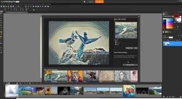 Corel PaintShop Pro 2019 21.1.0.25 Crack