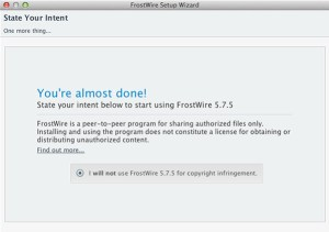 FrostWire 6.8.2 Crack