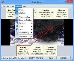 DeskSoft EarthTime Crack