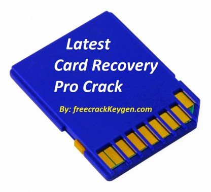Card Recovery Pro Licence Key Crack