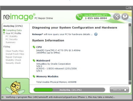 Reimage Pc Repair 2018 Crack + License Key Full Download