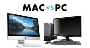 mac vs pcs