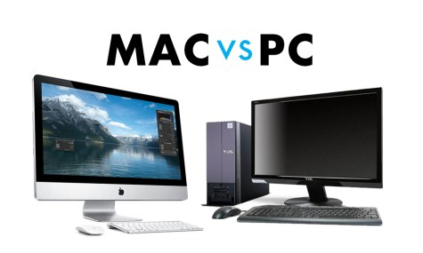 mac vs pcs