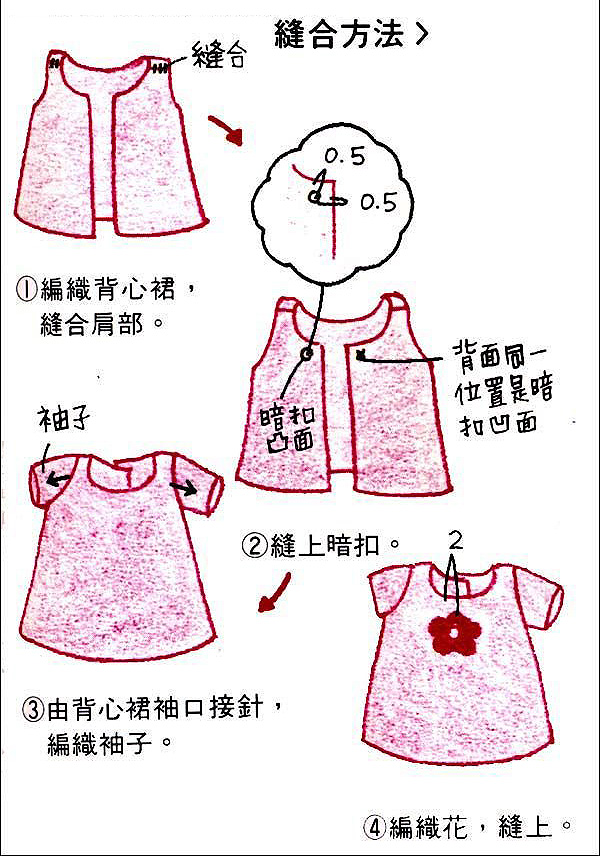 6-Learn-how-to-make-a-standard-Easy-Step-by-Step-crochet-Hello-Kitty ...
