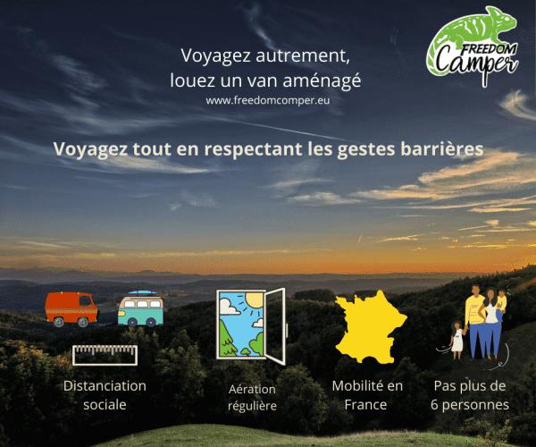 Voyager-en-van-pendant-la-pandemie-de-COVID-19 Location de van aménagé à Nantes, Paris, Toulouse, et Tours !