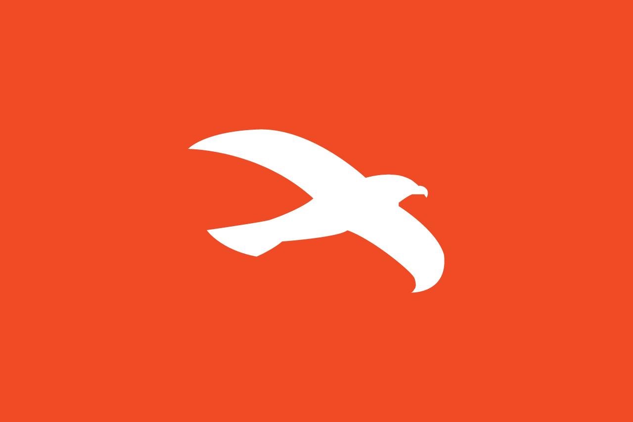 Freed bird icon