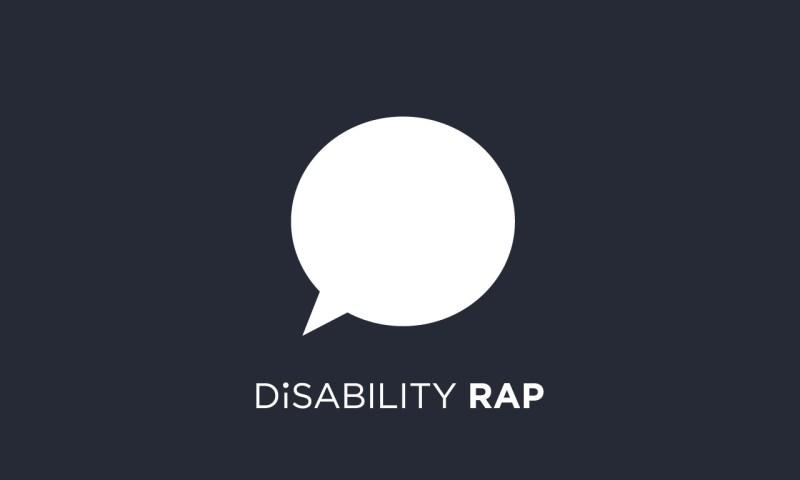 Disability Rap Logo
