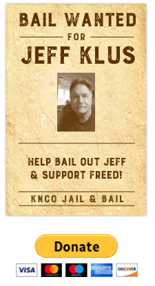 Jeff Klus Bail wanted