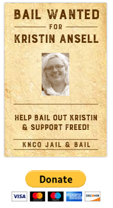 Kristin Ansell Bail Wanted