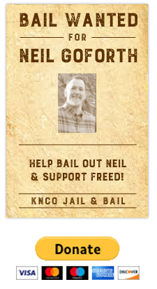 neil Goforth bail wanted