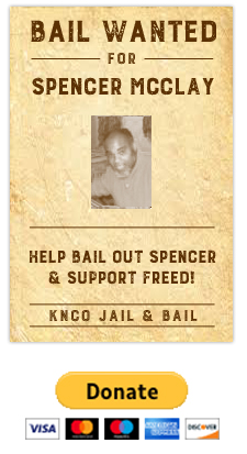 Spencer McClay bail wanted