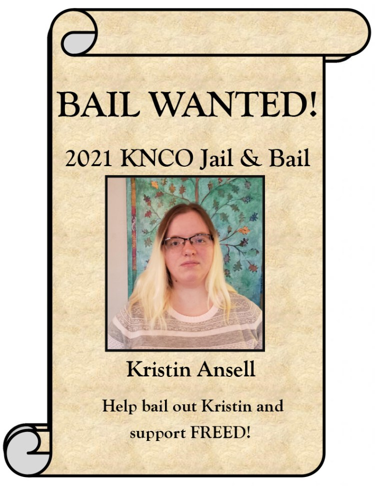 Kristin Ansell Wanted poster