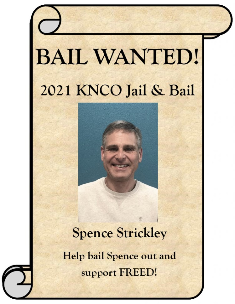 spense stickley wanted poster