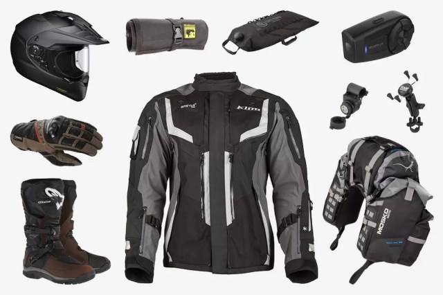 Motorcycle Protective Gear and Clothing