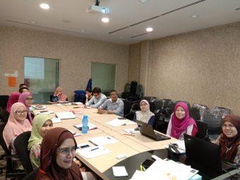 Barisan team audit adaf farmasi pkd gGombak 2019
