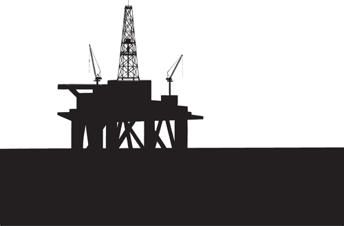 Oil Industry Design Elements Vector 04 Vector Business