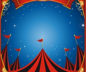 Circus Vector For Free Download