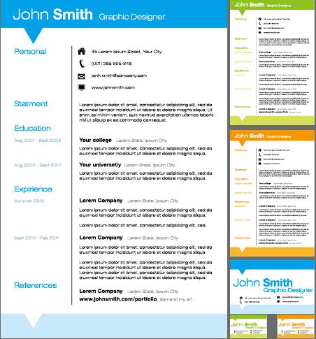 unique resume templates free newsound co
