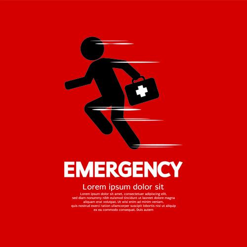 medical advertising poster creative