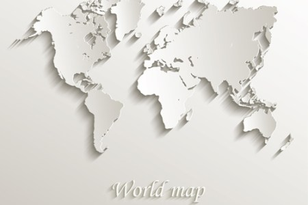 Map design paper map of the world map of the world free wallpaper this bizarre world map is so crazily accurate it actually folds main article image world map wrapping paper sheets rex london dotcomgiftshop sheets of gumiabroncs Image collections