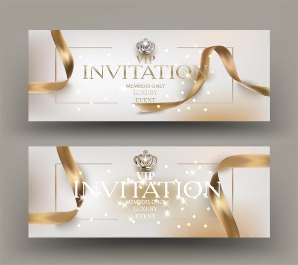PSD Invitation Card