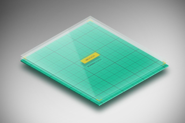 Isometric Perspective Mockup